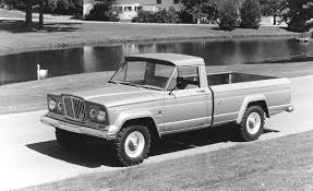 A Visual History of Jeep Pickup Trucks, from 1947 to Today